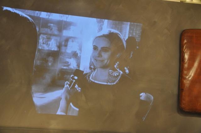 Sienna Miller som Edie Sedgwick, 60-tal i New York...